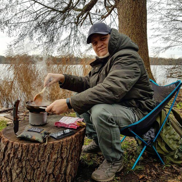 Kochausrüstung zum Wandern