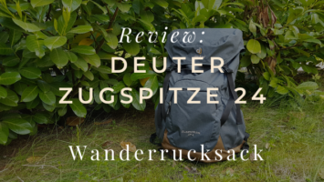 Review: Deuter Wanderrucksack