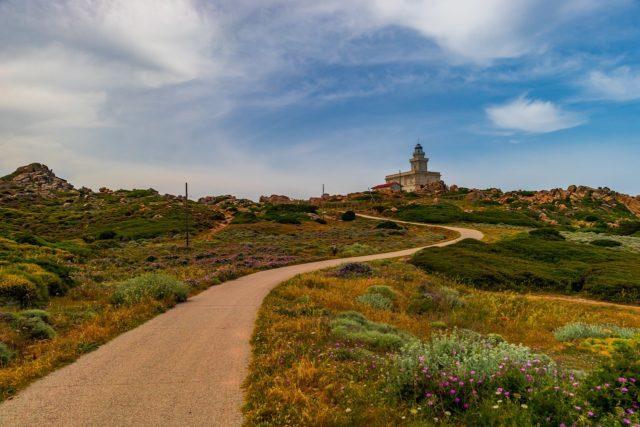 Wanderwege auf Korsika